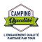 Label Camping Qualité Le Pont des fées